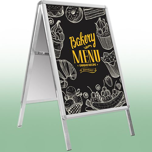 Chalkboard Insert Panels for Signs