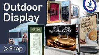 Outdoor Display Signs and Signage Solutions
